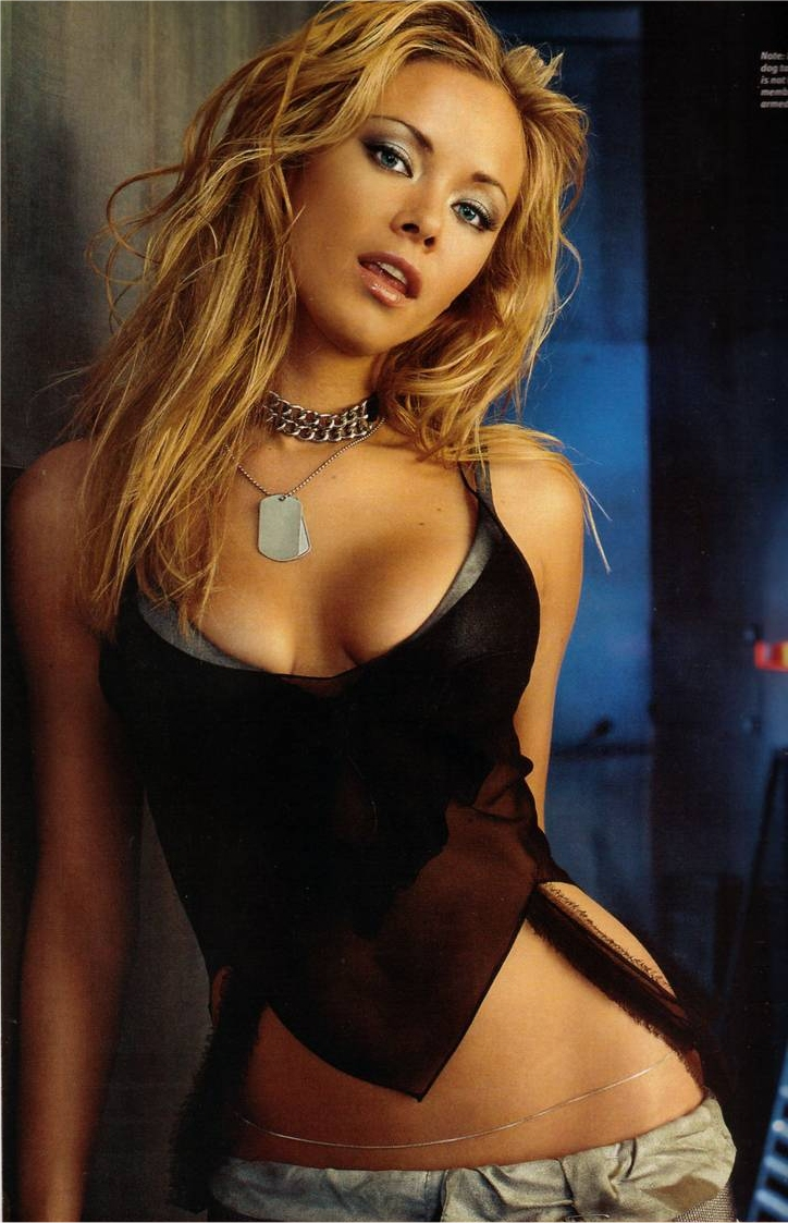 Kristanna Loken beautiful woman