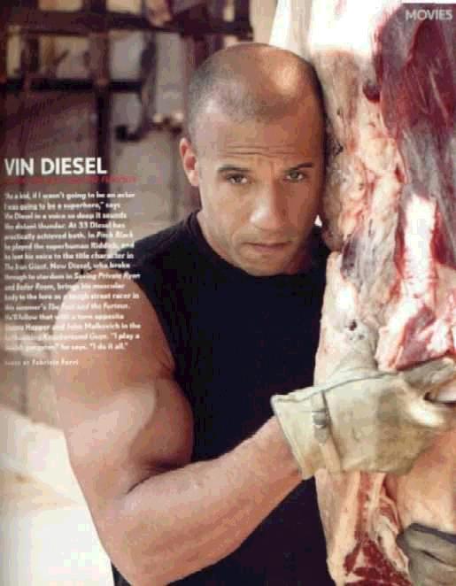 Vin Diesel Scheda Biografia Filmografia E Immagini